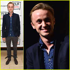 Tom Felton: 'In Secret' Q&A at LACMA