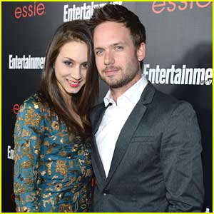 Troian Bellisario: Engaged to Patrick J. Adams!