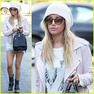 Ashley Tisdale 'So Proud' of 'Young & Hungry' - Watch the Promo Now!