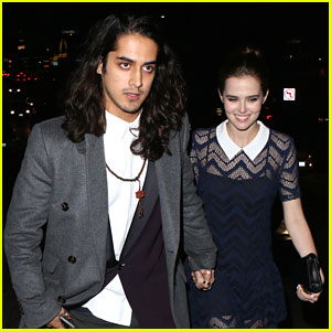 Zoey Deutch and avan jogia engaged