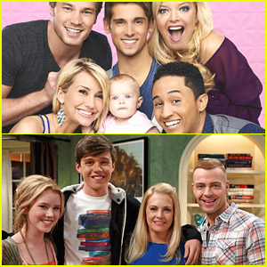 'Baby Daddy', 'Melissa & Joey' Renewed; ABC Family Picks Up New Dramas - Read About Them Here!