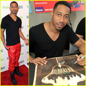 Brandon T. Jackson: 'Deadbeat' at SXSW!