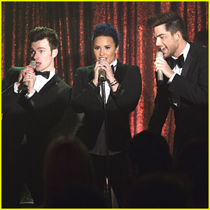 Demi Lovato Returns to 'Glee' Tonight!