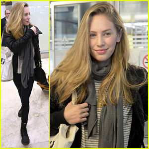 Dylan Penn: Madrid Getaway After 'Condemned' Casting News