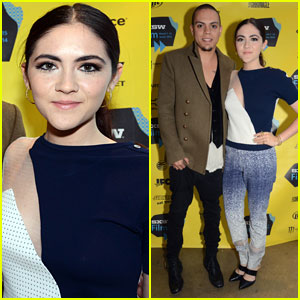 Isabelle Fuhrman: 'The Wilderness of James' at SXSW with Evan Ross