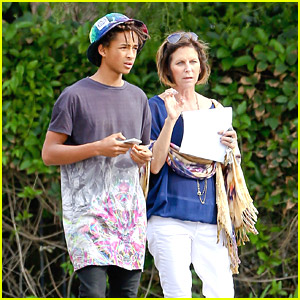 Is Jaden Smith Getting a New Place?