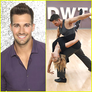 James Maslow & Peta Murgatroyd: Inside the DWTS Studio!