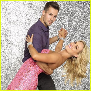 James Maslow & Peta Murgatroyd's 'DWTS' Team Name is... #TeamJeta!