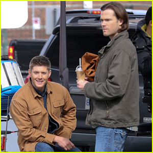 Jared Padalecki & Jensen Ackles: 'Supernatural' Mother's Little Helper Airs Tonight!