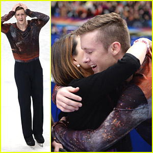 Figure Skater Jeremy Abbott Completes Competition Career with Flawless Free Skate; Earns Team USA Three Spots for Next Worlds
