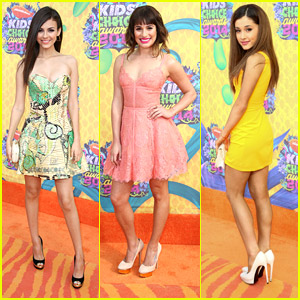Kids' Choice Awards 2014 - Best Dressed List & Poll!