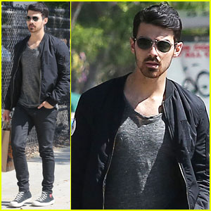 Joe Jonas Set to Attend Seattle We Day!