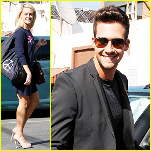 James Maslow Talks 'DWTS' Partner Switch Up In New Blog