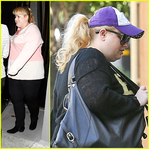 Rebel Wilson: All The Bellas Are Back