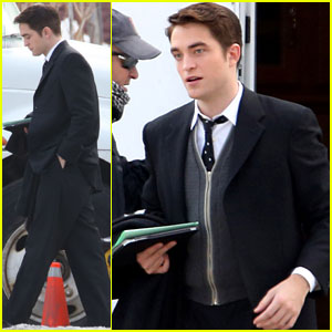 Robert Pattinson Emerges From His 'Life' Trailer Looking Handsome as Always