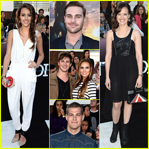 'Star-Crossed' Cast Drops by 'Divergent' Premiere