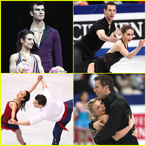 Canada's Meaghan Duhamel & Eric Radford Grab 3rd, Team USA Pairs Place 11th & 14th at Worlds 2014