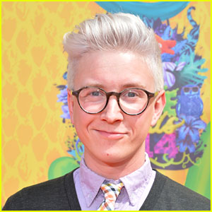 Tyler Oakley Helped Raised Over $500,000 for The Trevor Project for His Birthday!