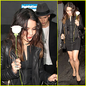 Vanessa Hudgens & Austin Butler: Date Night with Ashley Benson!