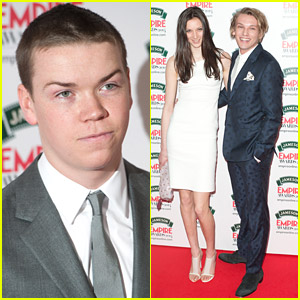 Will Poulter Joins Jamie Campbell Bower for Jameson Empire Awards 2014