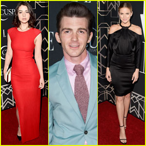 Adelaide Kane & Shantel VanSanten: ELLE's Women in Music 2014 Celebration