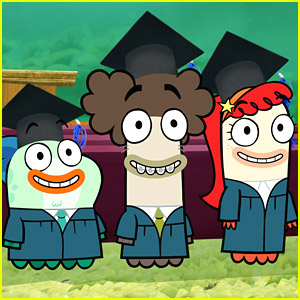 'Fish Hooks' Says Goodbye; Series Finale Airs TOMORROW!