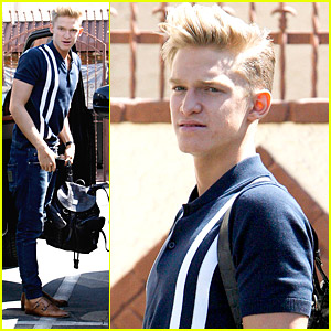 Cody Simpson Says He's Missing Witney Carson