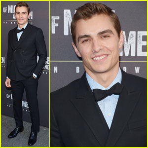Dave Franco Supports Brother James at 'Of Mice and Men' Opening Night