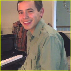 David Archuleta Releases New Video After Mission Return