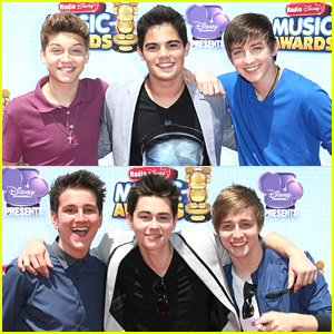 Forever In Your Mind & Before You Exit: More Boy Bands at RDMAs 2014!