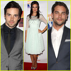 Torrey DeVitto & Ian Harding: 'Pretty Little Liars' Turn Out for Road to Hope Charity Event