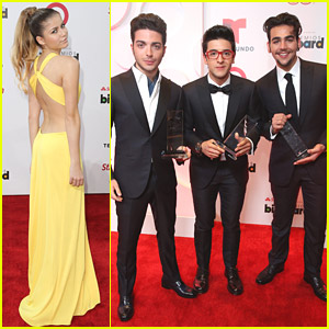 Il Volo WINS at Latin Billboard Music Awards 2014