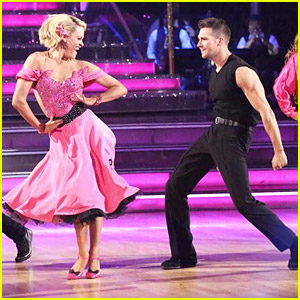 James Maslow & Peta Murgatroyd: DWTS 'Quickstep' In Pics!