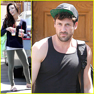 are max and meryl dating april 2014 Looks like maksim has someone new to tango with maksim chmerkovskiy gets intimate with his new girlfriend i hope maks is not dating meryl davis.
