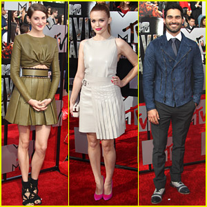 JJJ's MTV Movie Awards 2014 Best Dressed! Who Took The Top Spot?