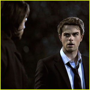 Nathaniel Buzolic: First 'Supernatural: Bloodlines' Pics & Promo!