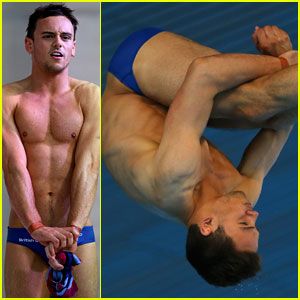 Tom Daley Places Fifth at London Diving World Series