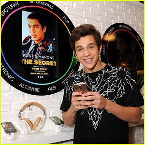 Austin Mahone's EP 'The Secret' Shoots to No. 1!