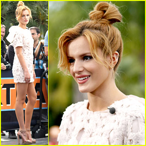 Win FREE Front of the Line Passes To Meet Bella Thorne in ...