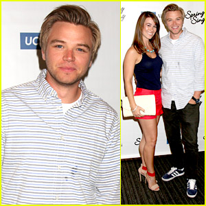 Brett Davern: UCLA Spring Sing Judge!