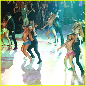 Watch The 'DWTS' Pro Dancers 'Do What They Want' in Spectacular Finale Opening Number!