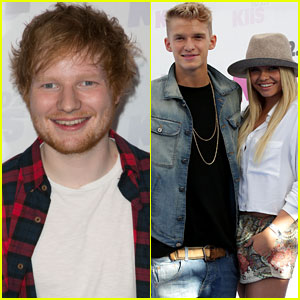 Cody Simpson & Ed Sheeran are Studs at Wango Tango 2014!