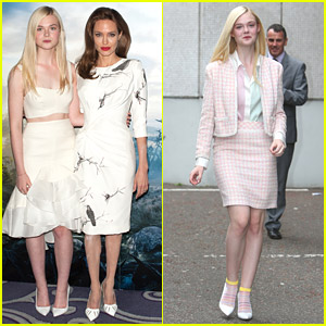 Elle Fanning: 'I Related To Princess Aurora The Most'