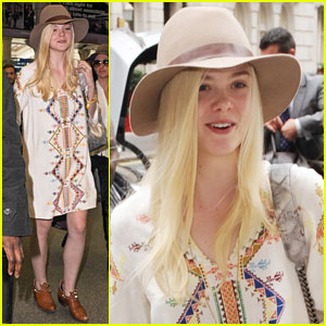 Elle Fanning: Meet the 'Maleficent' Creatures!