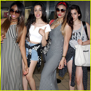 Fifth Harmony Gets Ready for Their First Ever Concert in Puerto Rico!