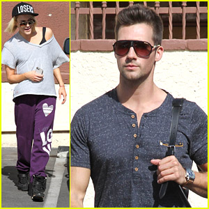 James Maslow Is Looking Forward To The Freestyle on 'DWTS'