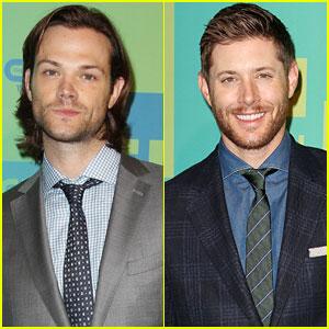 Jared Padalecki & Jensen Ackles Tease Shocking 'Supernatural' Finale at The CW Upfronts!