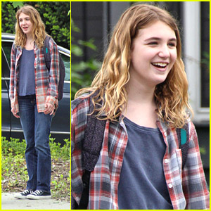 Sophie Nélisse Starts Filming 'The Great Gilly Hopkins'