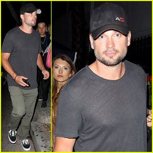 Tom Welling Makes Rare Appearance at Warwick Nightclub in West Hollywood!