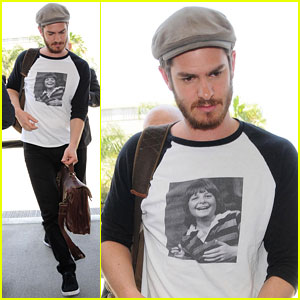 Big 'Teen Wolf' Fan Andrew Garfield Shows Love for His Idol Michael J. Fox!